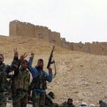 Wielki sukces syryjskiej armii. Dżihadyści wypędzeni z Palmiry