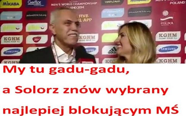 Wielki sukces Zygmunta Solorza-Żaka /INTERIA.PL