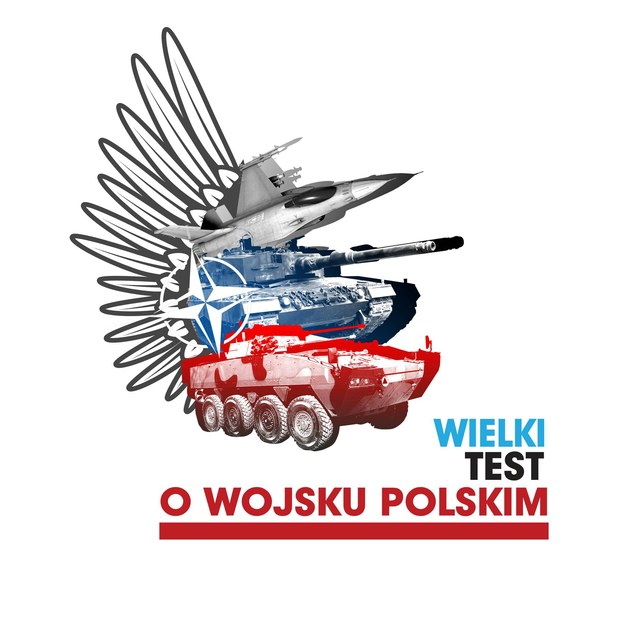 """""""Wielki Test o Wojsku Polskim"""" już dziś! /INTERIA.PL"""