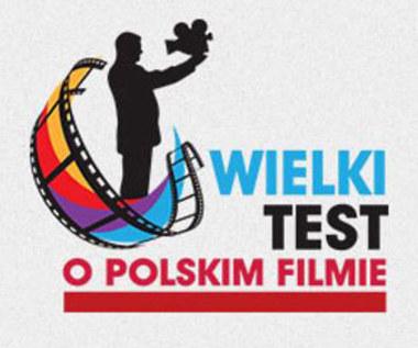 Wielki Test Wiedzy o Polskim Filmie 2016