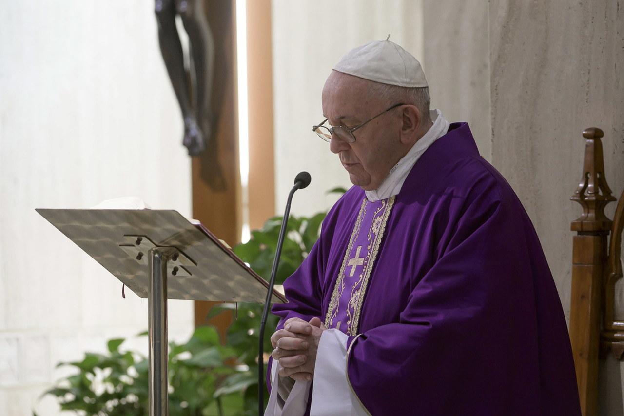 Wielki Tydzień. Uroczystości w Watykanie będą mieć bezprecedensowy przebieg