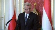 Wielki wstyd prezydenta Węgier