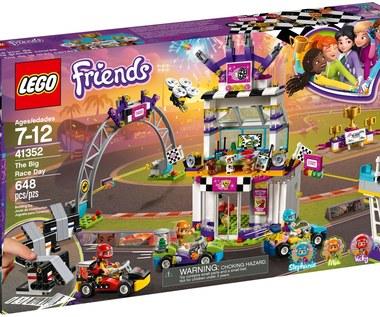 Wielki wyścig LEGO Friends