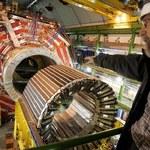 Wielki Zderzacz Hadronów na półmetku