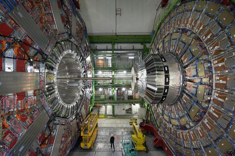 Wielki Zderzacz Hadronów /AFP