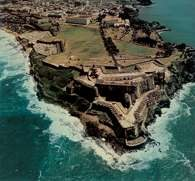 Wielkie Antyle: fort w San Juan, Puerto Rico /Encyklopedia Internautica