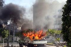 Wielkie demonstracje przeciwko prezydentowi Egiptu