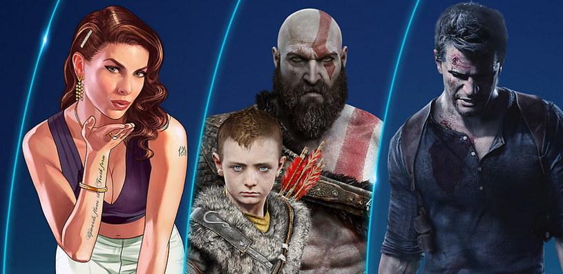 Wielkie hity w usłudze PlayStation Now /materiały prasowe