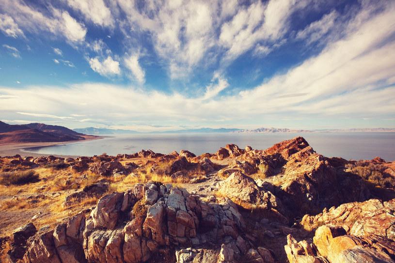 Wielkie Jezioro Słone w Utah /123RF/PICSEL