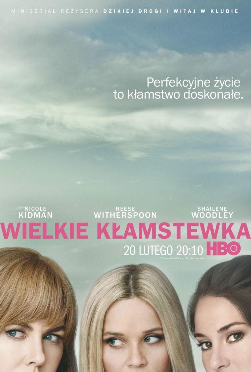 """""""Wielkie kłamstewka"""" /HBO"""
