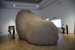 Wielkie otwarcie Zachęty Narodowej Galerii Sztuki w Warszawie