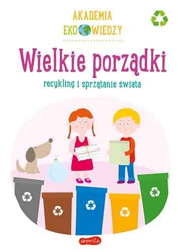 Wielkie porządki. Recykling i sprzątanie świata /INTERIA.PL/materiały prasowe