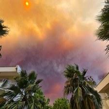 Wielkie pożary w Turcji. 3 osoby nie żyją