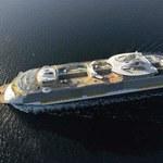 Wielkim statkiem w piękny rejs