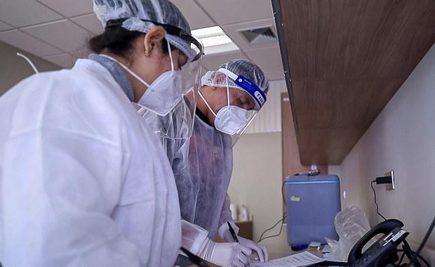 Wielkopolska: Koronawirus w DPS-ie w Chumiętkach. 46 osób zarażonych