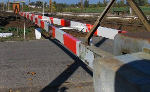 Wielkopolskie: Auto wjechało pod pociąg. Wśród rannych jest dziecko