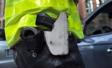 Wielkopolskie: Doświadczony policjant postrzelił się w głowę. Zmarł w szpitalu