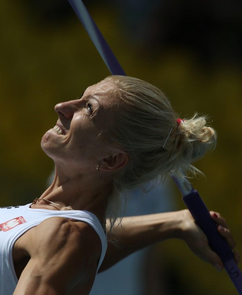 Wieloboistka Karolina Tymińska /AFP