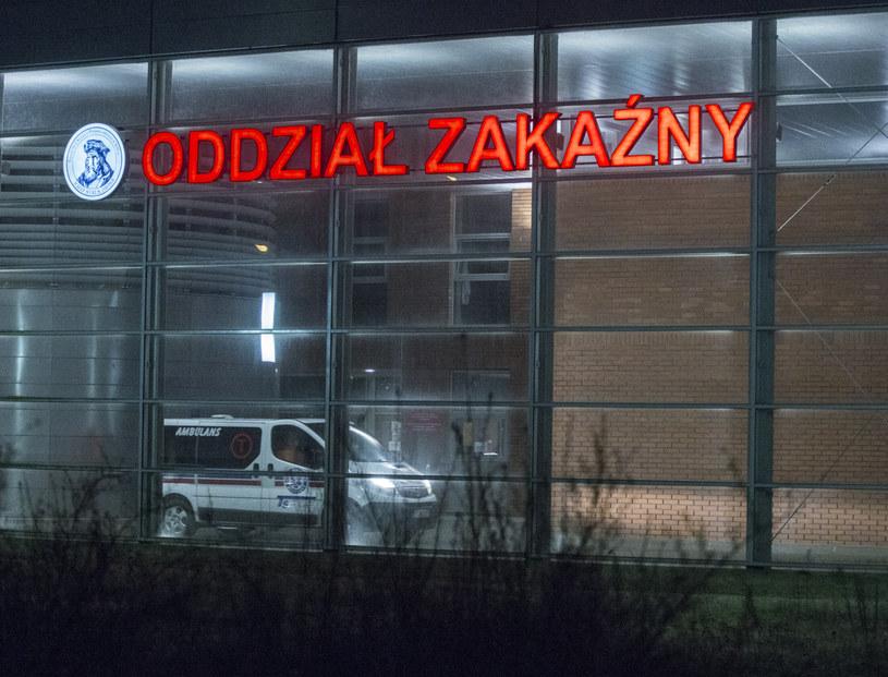Wielospecjalistyczny Szpital Miejski im. Józefa Strusia w Poznaniu /Marek Berezowski /Reporter