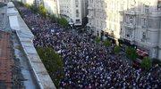 """Wielotysięczne manifestacje w Budapeszcie. """"Stop Orban!"""""""