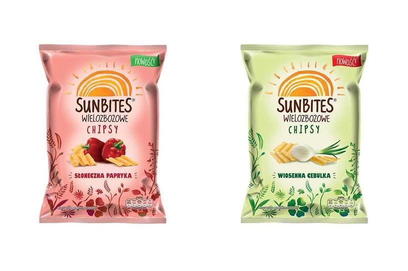 Wielozbożowe chipsy Sunbites /materiały prasowe
