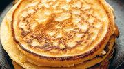 Wielozbożowe pancakes z otrębami