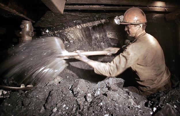 Wielu górników mogłoby już odejść na wcześniejsze emerytury /AFP