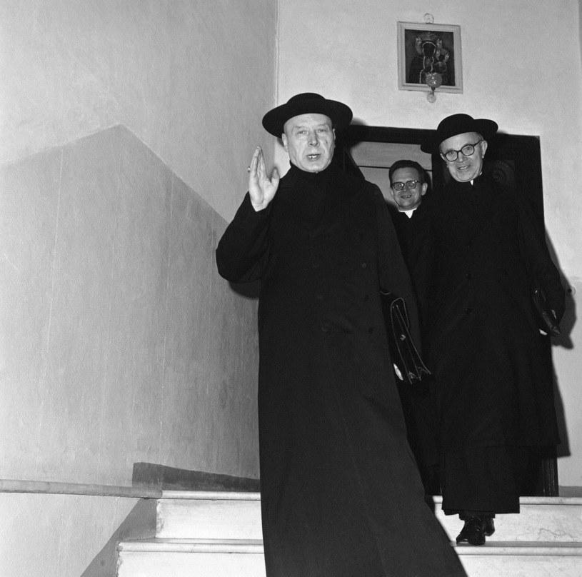 Wielu obawiało się o losy Kościoła w Polsce po śmierci prymasa /AP/Associated Press/ /East News