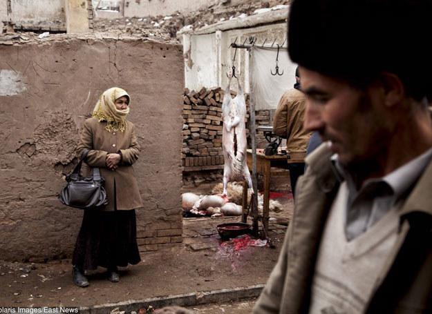 Wielu skazanych za terroryzm to mieszkańcy Sinkiangu, regionu autonomicznego zamieszkanego przez Ujgurów /Polaris Images /East News