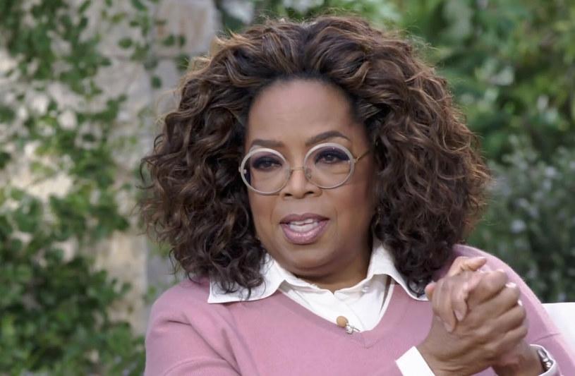 Wielu widzów chwali Oprah za dociekliwość, inni ją krytykują /CBS/ Ferrari Press /East News