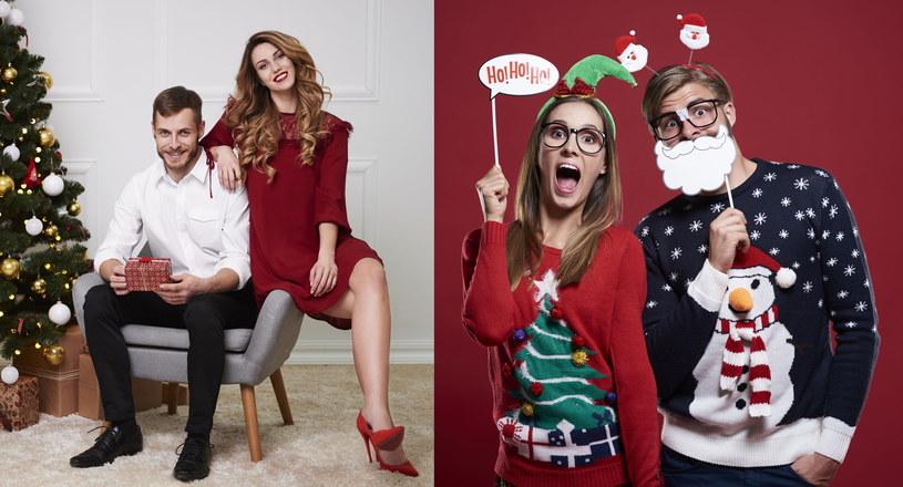 Wielu z nas staje przed dylematem, jak się ubrać na Wigilię: elegancko czy na luzie? /123RF/PICSEL