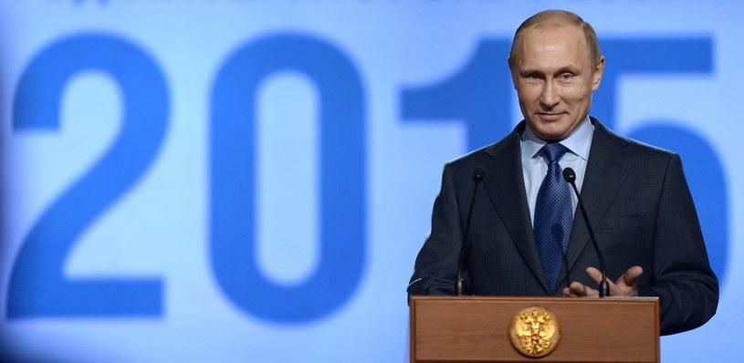 """""""Wiemy, jak świat wygląda dla nas, ale nie wiemy, jak wygląda dla Putina"""" /AFP"""