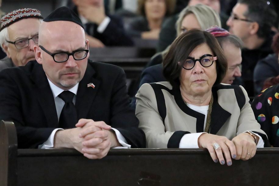 Wiemy, kto zastąpi Annę Azari na czele misji dyplomatycznej w Warszawie /Tomasz Gzell   /PAP