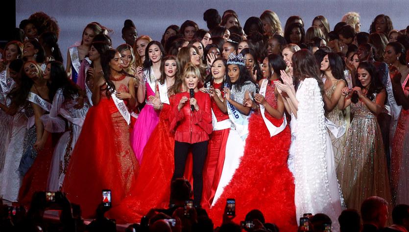 Wiemy, kto zdobył tytuł Miss World 2019!