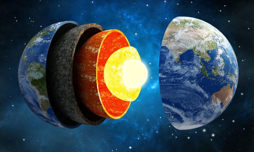 Wiemy, że jądro wewnętrzne istnieje, ale nadal nie potrafimy wyjaśnić, jak powstało /123RF/PICSEL