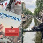 Wieniawa i Rozbicki pozdrawiają z Holandii