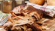 Wieprzowina pulled pork