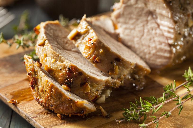 Wieprzowina to jeden z ulubionych rodzajów mięs Polaków /123RF/PICSEL