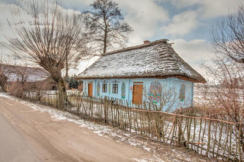 Wieś pędzlem malowana: Zalipie /123RF/PICSEL