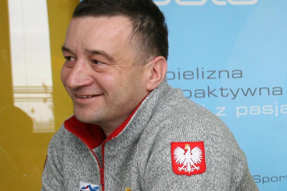 Wiesław Cempa został odwołany z funkcji trenera kadry kobiet w biegach narciarskich. /Jacek Bednarczyk /PAP