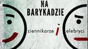 Wiesław Godzic: Okrakiem na barykadzie. Dziennikarze i celebryci
