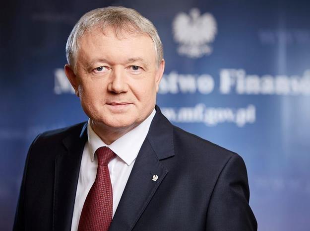 Wiesław Janczyk, wiceminister finansów /Informacja prasowa
