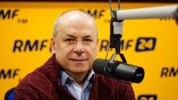 Wiesław Jedynak /RMF FM