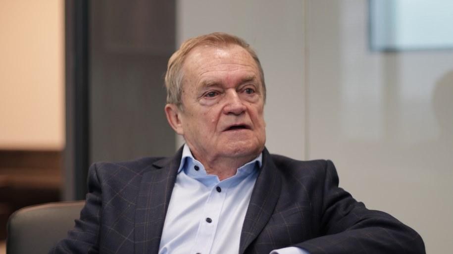Wiesław Johann przedstawiciel prezydenta w KRS /Karolina Bereza /RMF FM