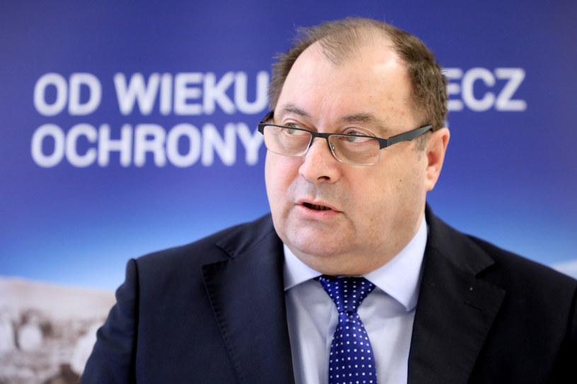 Wiesław Łyszczek /Piotr Molecki /East News