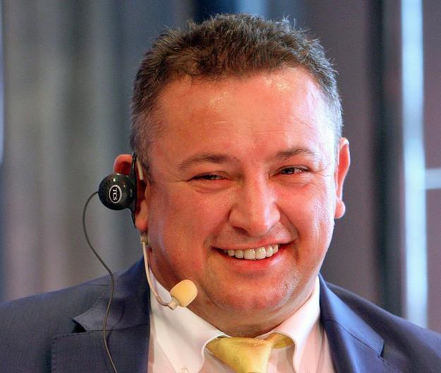 Wiesław Włodarski, prezs FoodCare. Fot. JAROSŁAW WOJTALEWICZ /Agencja SE/East News