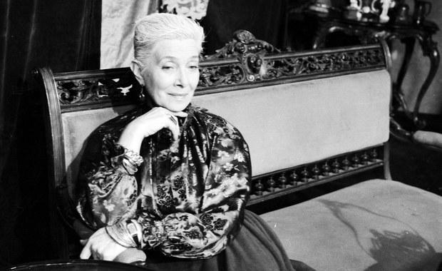 Wiesława Mazurkiewicz nie żyje. Była aktorką teatralną i filmową