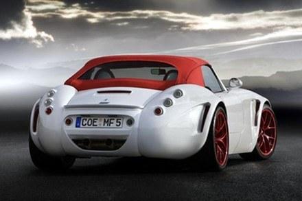 Wiesmann MF5 roadster /INTERIA.PL
