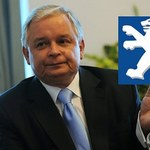 Wieśniak, prezydent i Peugeot