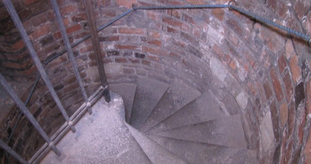 Wieża Bazyliki Mariackiej po remoncie